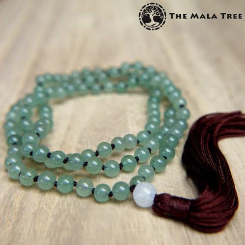 AVENTURINE Classic 108 Japa Mala