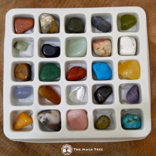 Tumbled Stone Set 1 - Small
