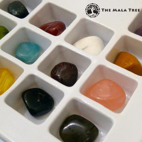 Tumbled Stone Set 2 - Big