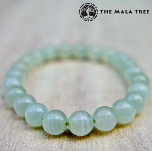 GREEN CALCITE Bracelet