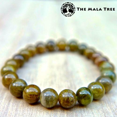 VERDELITE / GREEN TOURMALINE Bracelet