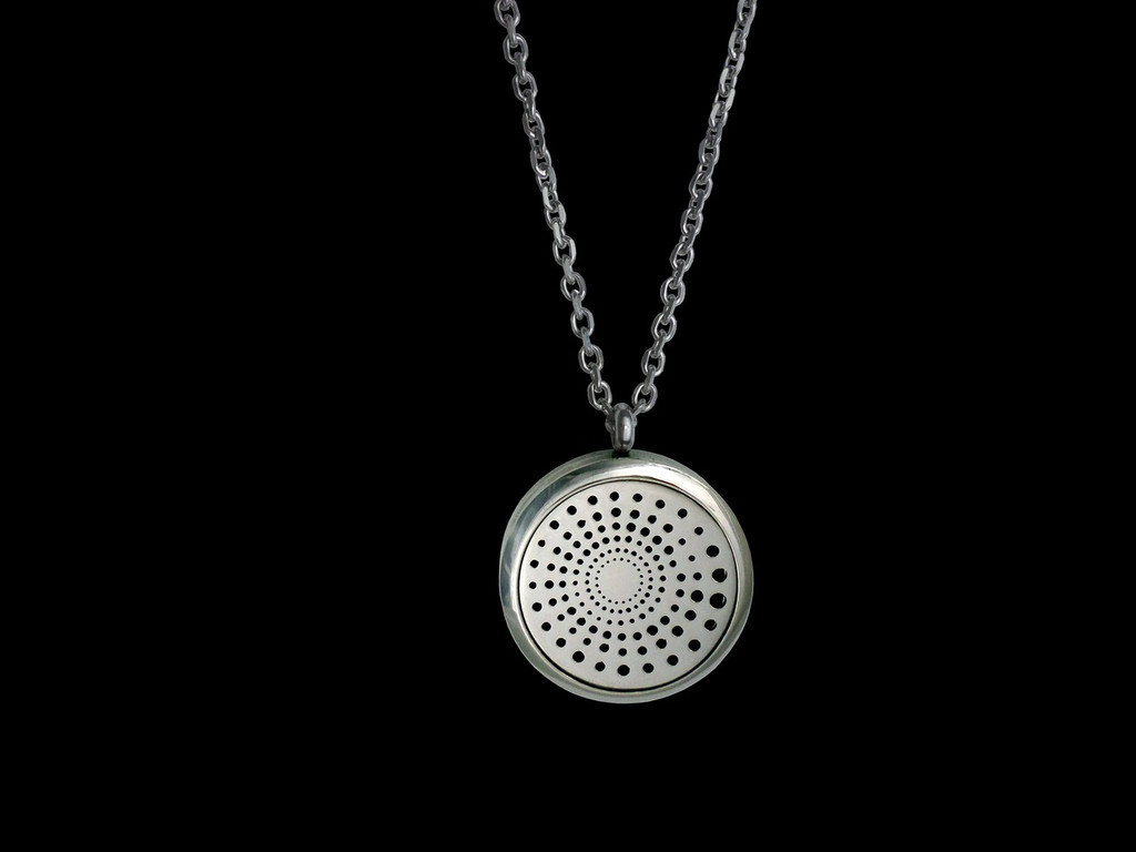 Diffusing Necklace - Spiral