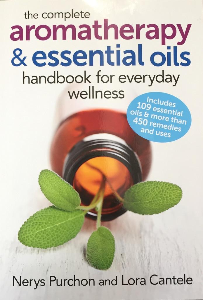 Book - Aromatherapy & Essential Oils Handbook