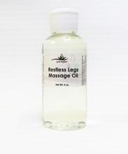 Restless Legs Massage Oil, 4oz bottle