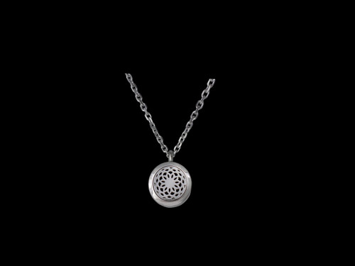 Diffusing Necklace - Lotus flower - Medium