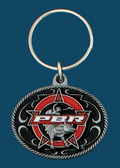 Professional Bull Riders Licensed Key Ring