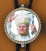 Pope John Paul II Bolo Tie