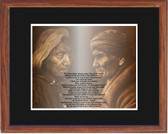 Red Cloud and Geronimo Prayer