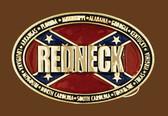 REDNECK Belt Buckle,