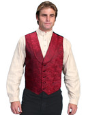 Ranger Old West 1800s Vest Worn by Doc Holliday in the Movie Tombstone.