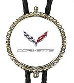 Corvette Bolo Tie