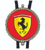 Ferrari Bolo Tie
