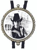 John Travolta Urban Cowboy Bolo Tie