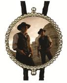 Cowboys and Aliens Bolo Tie