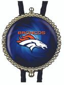 Denver Broncos Bolo Tie