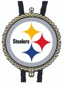 Pittsburg Steelers Bolo Tie