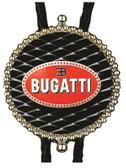 Bugatti Black Grill Bolo Tie