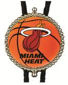 Miami Heat Bolo Tie