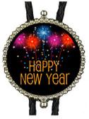 Happy New Year Bolo Tie