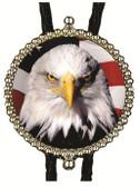 American Bald Eagle Bolo Tie