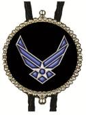 U.S. Air Force Logo Bolo Tie