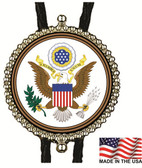 The Great Seal Bolo Tie