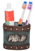 Toothbrush Holder - Horseheads