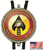 Special Operations Command US Marine Corps. Bolo Tie