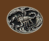 Scorpion Belt Buckle 53555