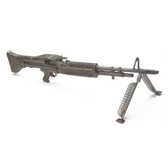 SOLID RESIN M60 7.62 MACHINE GUN