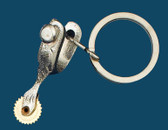 Spur Key Ring, Moving Parts