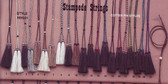 Stampede Strings Horsehair 21 Colors & Choices