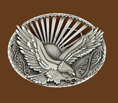 Sunset Eagle Belt Buckle 53716