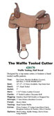The Waffle Cutter By Circle G Made In The USA