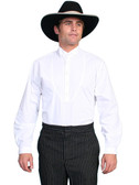 THE WING TIP SHIRT AS WORN IN MOVIE TOMBSTONE BY WYATT EARP (KURT RUSSELL) Worn By Cowboys Of The Old West Gambler Drovers Riding Shotgun Dealers and Outlaws