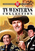 TV Westerns Collection 4 DVDs