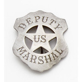 US DEPUTY MARSHALL BADGE