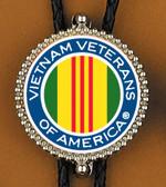 Vietnam Vets of American Bolo Tie