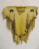 War Shirts DEER SKIN AUTHENTIC NATIVE AMERICAN