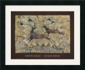 Wapiti Magic   BY Henle Framed Print XL
