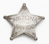 ARIZONA RANGERS BADGE