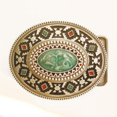 Belt Buckle (Celtic Totem)