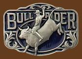 Bullrider Belt Buckle