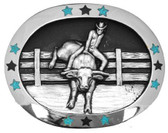 Bullrider Belt Buckle 53731