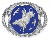 Bullrider Belt Buckle,