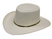 Canvas (Gambler) Cowboy Hats 9 COLORS