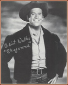 Clint Walker 8x10 Photograph