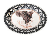 Copper Eagle Belt Buckle 53681