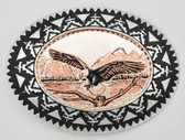 Copper Eagle Belt Buckle
