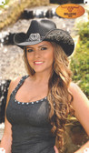 COWGIRL FANTASY  Straw Cowboy Hat by Bullhide® Hats.
